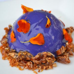 Chef Vincent's Blueberry Moose at Grilling and Chilling